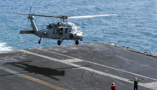 Біля узбережжя Сполучених Штатів розбився гелікоптер ВМС