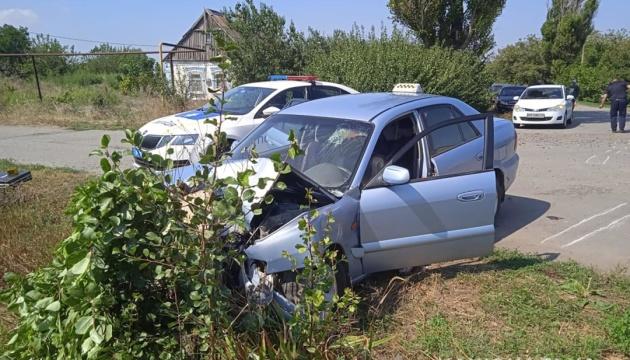 На Запоріжжі п'яний водій тяжко травмував поліцейського