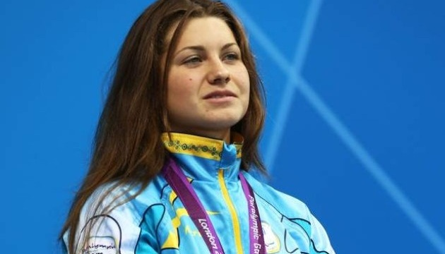 Украинка Матло завоевала «бронзу» Паралимпиады-2020