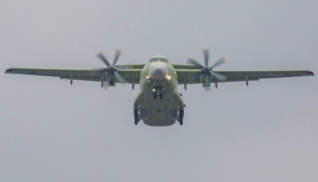 В России назвали причину катастрофы военного самолета Ил-112В