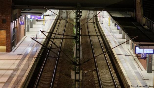 Немецкие железнодорожники будут бастовать почти неделю