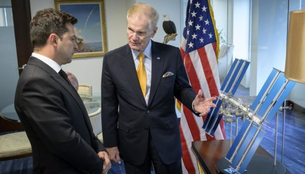 Перший день візиту Президента України до США: перспективи співпраці – на $40 млрд