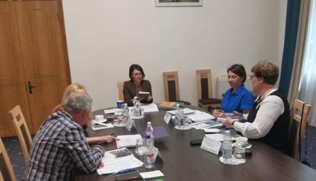 В Минобороны обсудили вопросы гендерного равенства в ВСУ