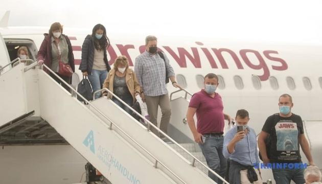 Німецький лоукостер Eurowings почав літати в Україну