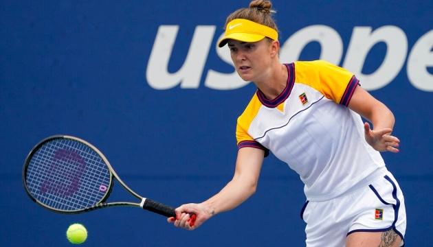 Світоліна обіграла іспанку Масарову і вийшла до третього кола US Open