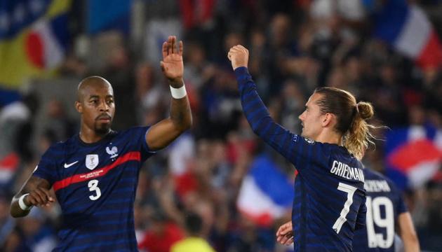 Франция не смогла обыграть боснийцев в отборе ЧМ-2022 по футболу