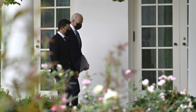 Zelensky's U.S. visit: new tone in relations