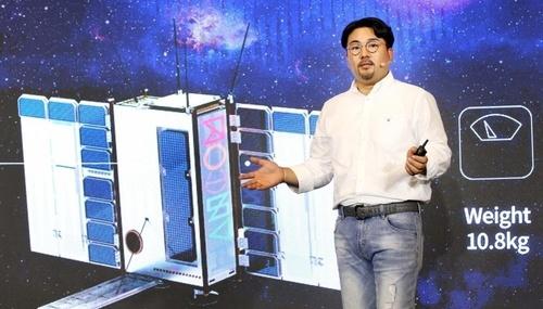 Корейская компания запустит свой первый коммерческий спутник в 2022 году
