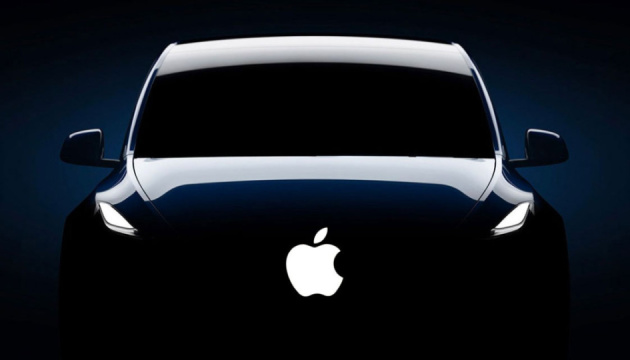 Apple може почати виробництво власних автомобілів у 2024 році – ЗМІ