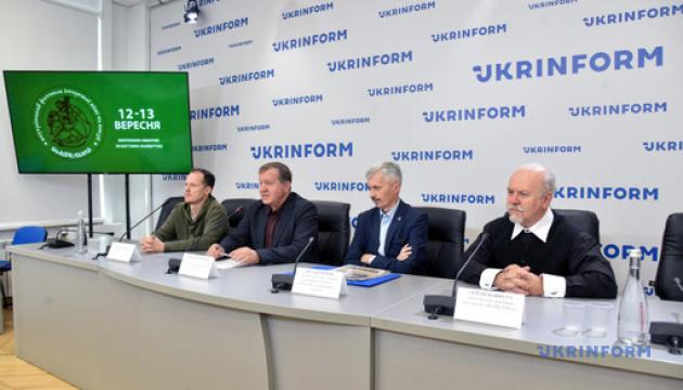 «Шабелина» - Первый Всеукраинский фестиваль исторической песни и поэзии