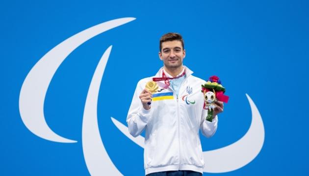 Zelensky awards Hero of Ukraine title to Paralympian Maksym Krypak