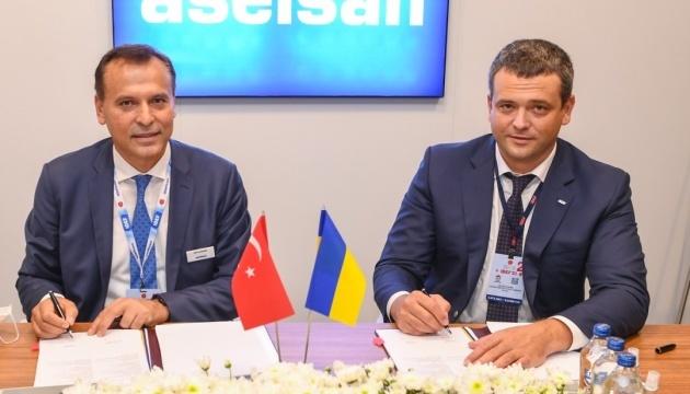 La empresa turca Aselsan ayudará a Ucrania a modernizar su defensa aérea