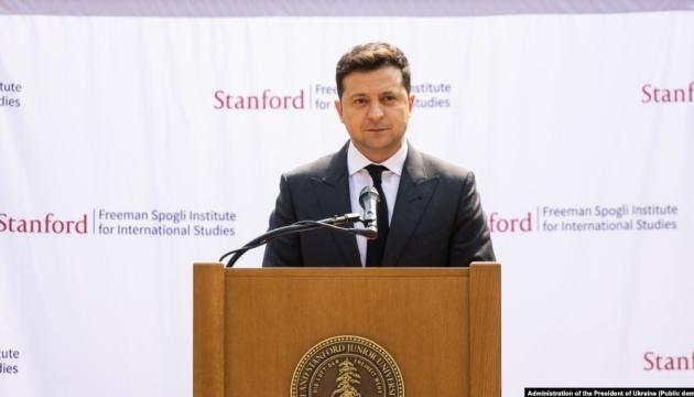 USA powinny wzmocnić swoją obecność na Ukrainie – Zełenski