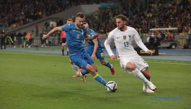 Україна – Франція: повний стадіон, гідний футбол