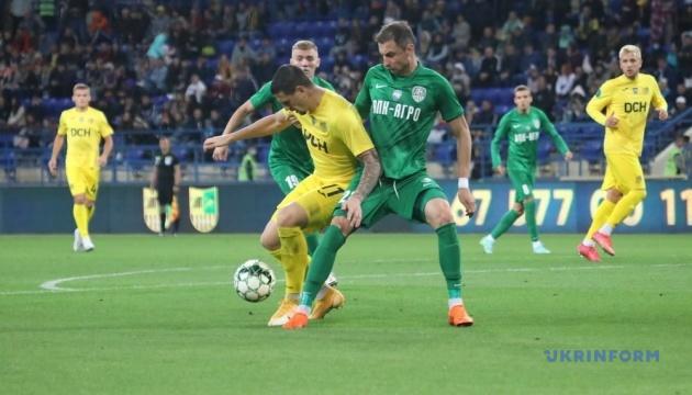«Металіст» обіграв «ВПК-Агро» і лідирує в Першій лізі