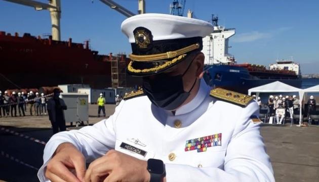 Türkei: Korvette für ukrainische Marine auf Kiel gelegt