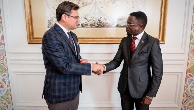 Ukraine, Kenya agree to intensify bilateral relations