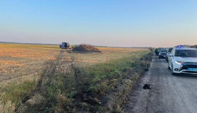 На Київщині автобус із хасидами потрапив у ДТП – є загиблий