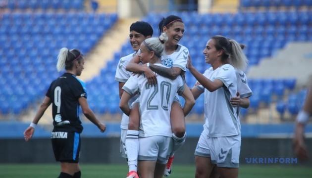 «Житлобуд-1» вийшов в групу жіночої Ліги чемпіонів