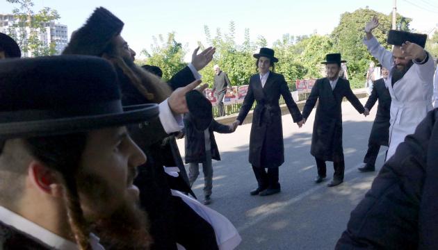 Jewish community in Ukraine decries claims of COVID-19 outbreak among Hasidim pilgrims returning from Uman