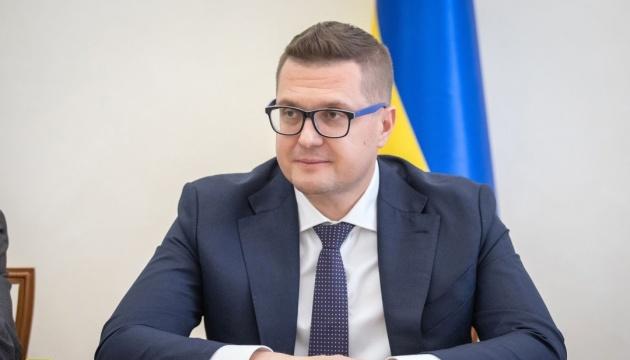 Bakanov, U.S. congressmen discuss threats facing Ukraine