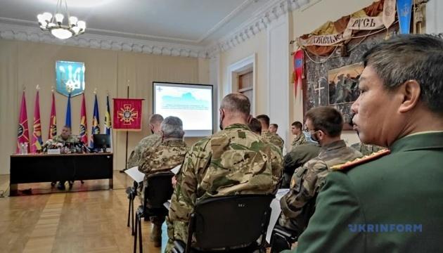 """Militärmanöver """"Joint Efforts"""" ist Antwort auf russische Übung """"Sapad 2021"""" – Oberbefehlshaber der ukrainischen Streitkräfte"""