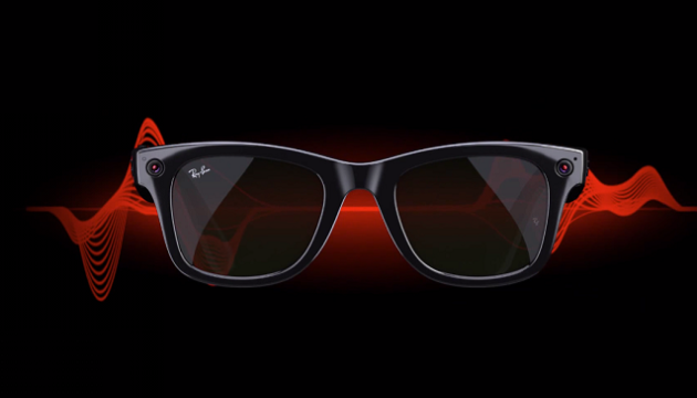 Facebook випустила «розумні» окуляри