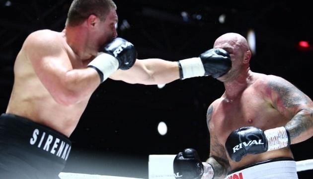 Boxeo: Sirenko defiende el título al noquear al ruso