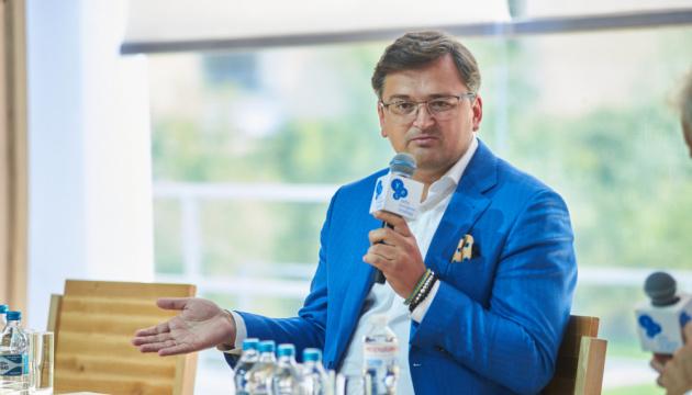 Кулеба считает, что Украине следует отказаться от «партнерозависимости»