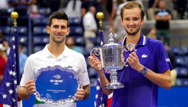 Медведєв обіграв Джоковича у фіналі US Open-2021