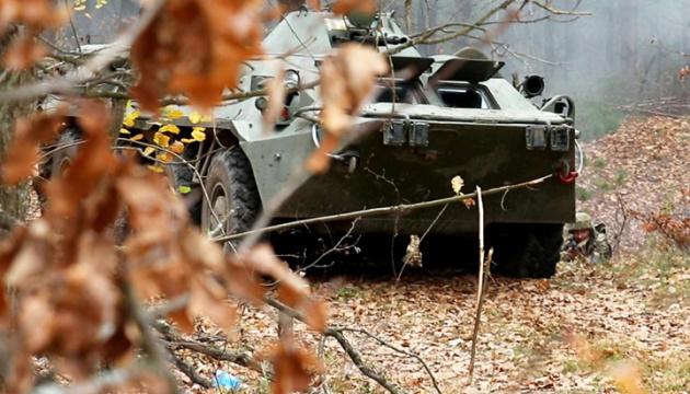 Besatzer setzen viele Scharfschützengruppen an der Front ein - Aufklärung