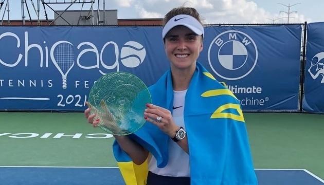 Svitolina regresa al puesto 4 del ranking de la WTA