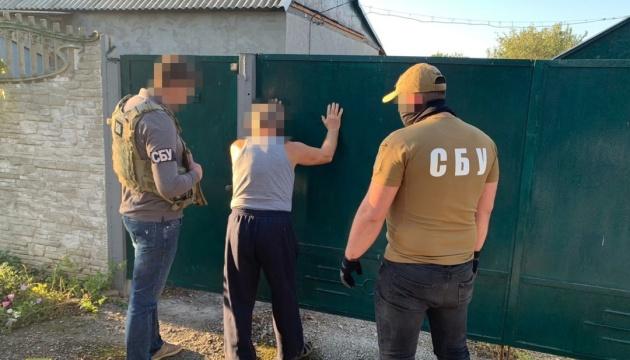 "SBU counterintelligence nabs ex-""DPR"" militant"