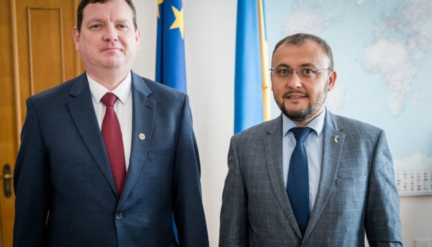 Ukraine, Latvia to continue to develop friendly relations