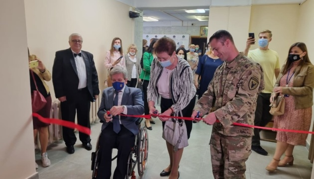 США надали $90 тисяч для реконструкції центру реабілітації дітей у Києві