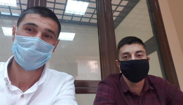 Ще одного кримського татарина оштрафували за «мітинг» під будівлею ФСБ у Сімферополі