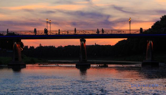 Історичний міст в Ужгороді хочуть реконструювати, люди - проти