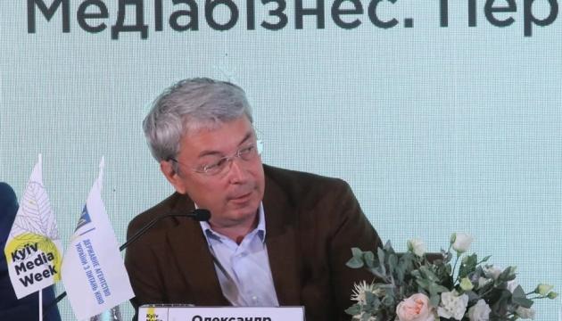 «Спочатку треба добре вивчити українську»: Ткаченко прокоментував перехід на латиницю