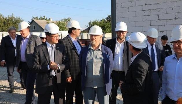 В Україні будують перший «сталевий будинок», що стане соціальним житлом