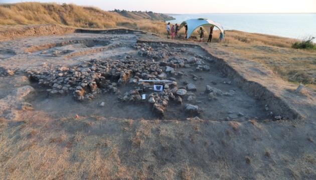 Найпізніший період існування Ольвії: археологи знайшли житлові будинки