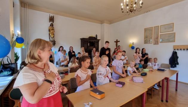 Маленькі українці німецького Лейпцига повернулися до суботньої школи