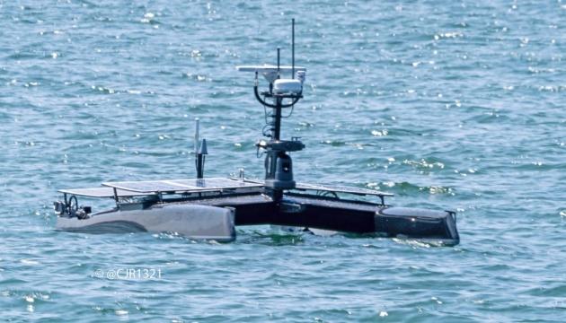 Американські ВМС тестують корабель-безпілотник із сонячними панелями