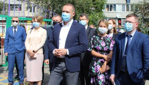 Винні відповідатимуть за порушення санітарних норм у школі Хмельницького - ОП