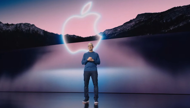 Apple презентувала нові iPad, смартгодинник та чотири iPhone 13