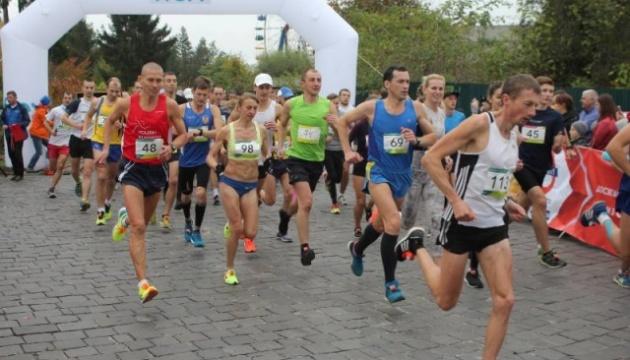 На Закарпатті анонсували найбільшу спортивну подію осені - Mukachevo Half Marathon