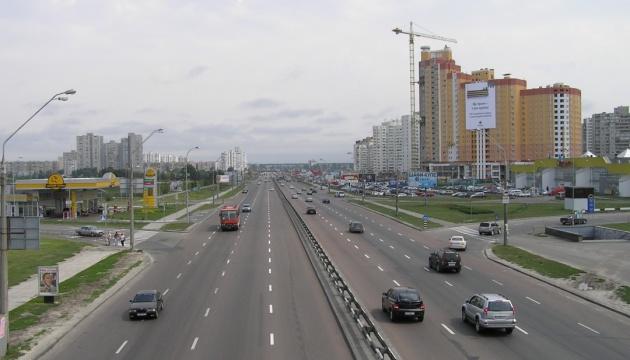 У Києві на проспекті Бажана частково обмежать рух з 15 до 26 вересня