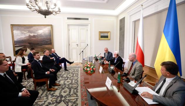 У Варшаві українські та польські історики відзначили 25-річчя співпраці