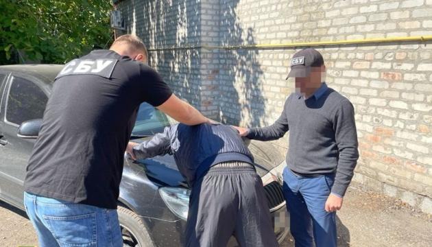 SBU detains man involved in running 2014 pseudo-referendum in Luhansk region