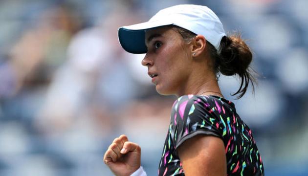 Калініна у 2 колі турніру WTA у Словенії зіграє з 34 «ракеткою» світу