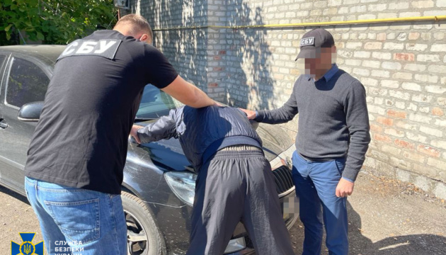 На Луганщині затримали одного з організаторів псевдореферендуму, який 7 років переховувався в РФ